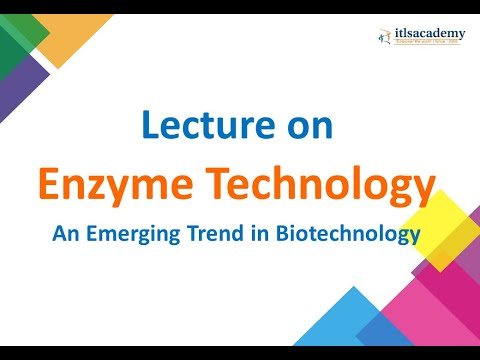 Enzyme Technology: An Emerging trend in Biotechnology