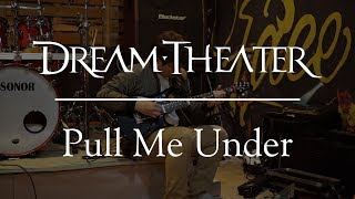 Dream Theater - Pull Me Under guitar cover