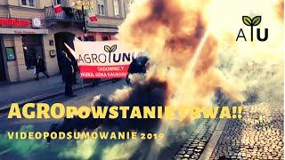 AGROpowstanie trwa!! videopodsumowanie 2019 r. AGROunia