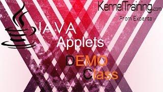 Applets Java Tutorial For Beginners