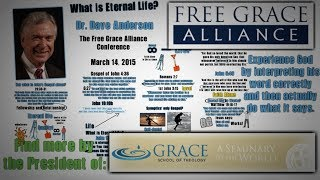 What Is Eternal Life? By Dave Anderson