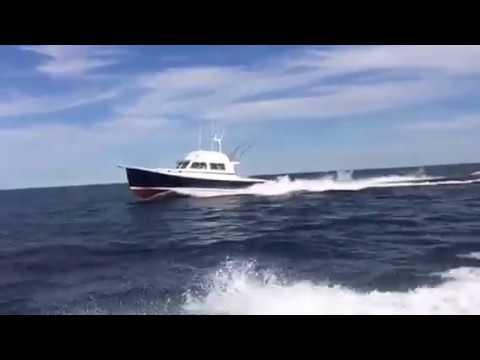 Wesmac Flybridge video