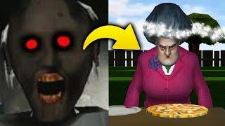 Испортил Машину Злой Бабки Учительницу Мисс Ти! - Scary Teacher 3D