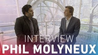 Phil Molyneux interview thumbnail
