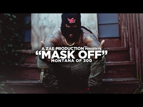 Mask Off Remix