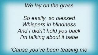 Ace Of Base - Whispers In Blindness Lyrics