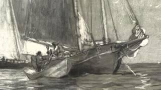 Winslow Homer,  Schooner At Anchor, 1884