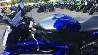 2007 Yamaha YZF R6 Motorcycle Specs, Reviews, Prices ...