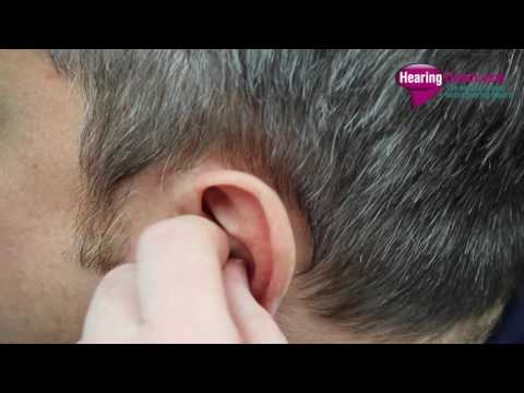 HD500 Hearing Aid Insertion and Removal