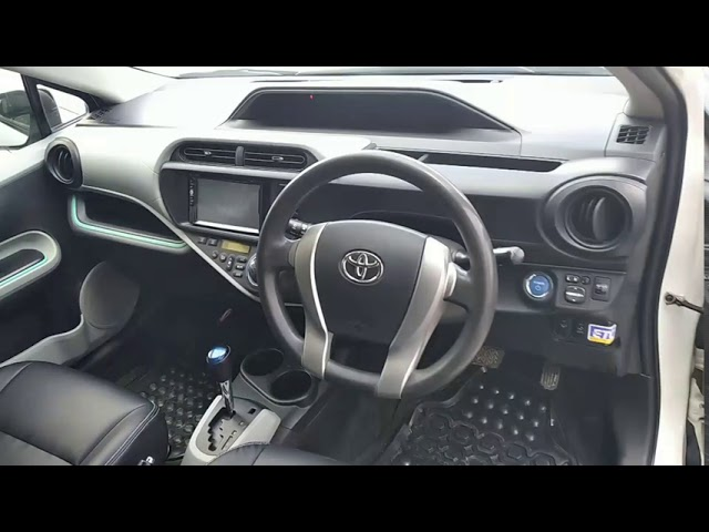 Toyota Aqua S 2012 for Sale in Lahore