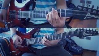 Mind Collapse (ezdrummer metalmachine + guitar rig 5)