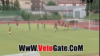 اهداف الاهلى امام اولمبيا 1-1 مباراة ودية غير مذاعة