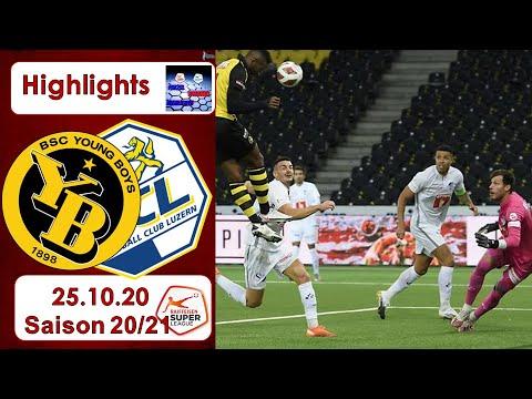 BSC Berner Sport Club Young Boys 2-1 FC Luzern