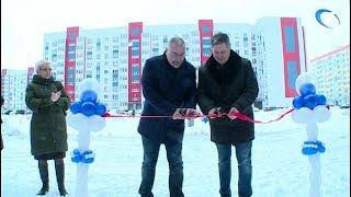 В «Ивушках» сдан новый многоквартирный дом