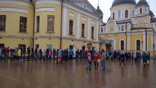 Посещение Покровского монастыря 2 апреля 2017