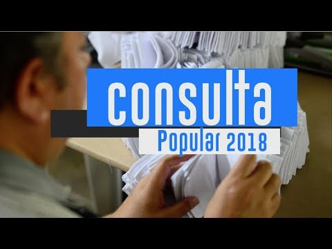 Consulta Popular 2018: siete cosas que debes saber antes de votar