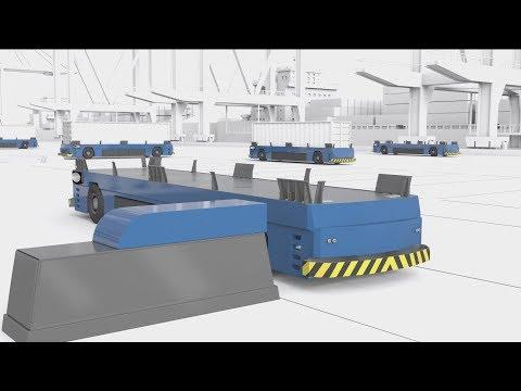 Automatische Schnellladelösung - QCC