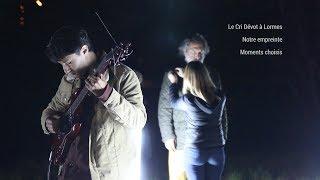Retour en images sur les préparatifs du spectacle du 15 septembre à Lormes...