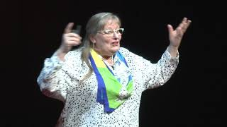 The most important reflex you never think about | Maggie-Lee Huckabee | TEDxChristchurch