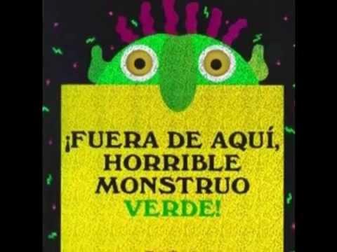 Norma del buono fuera de aqu horrible monstruo verde for Libro fuera de norma