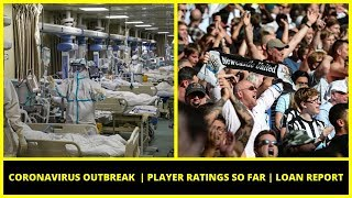 Live   Coronavirus & our player ratings so far