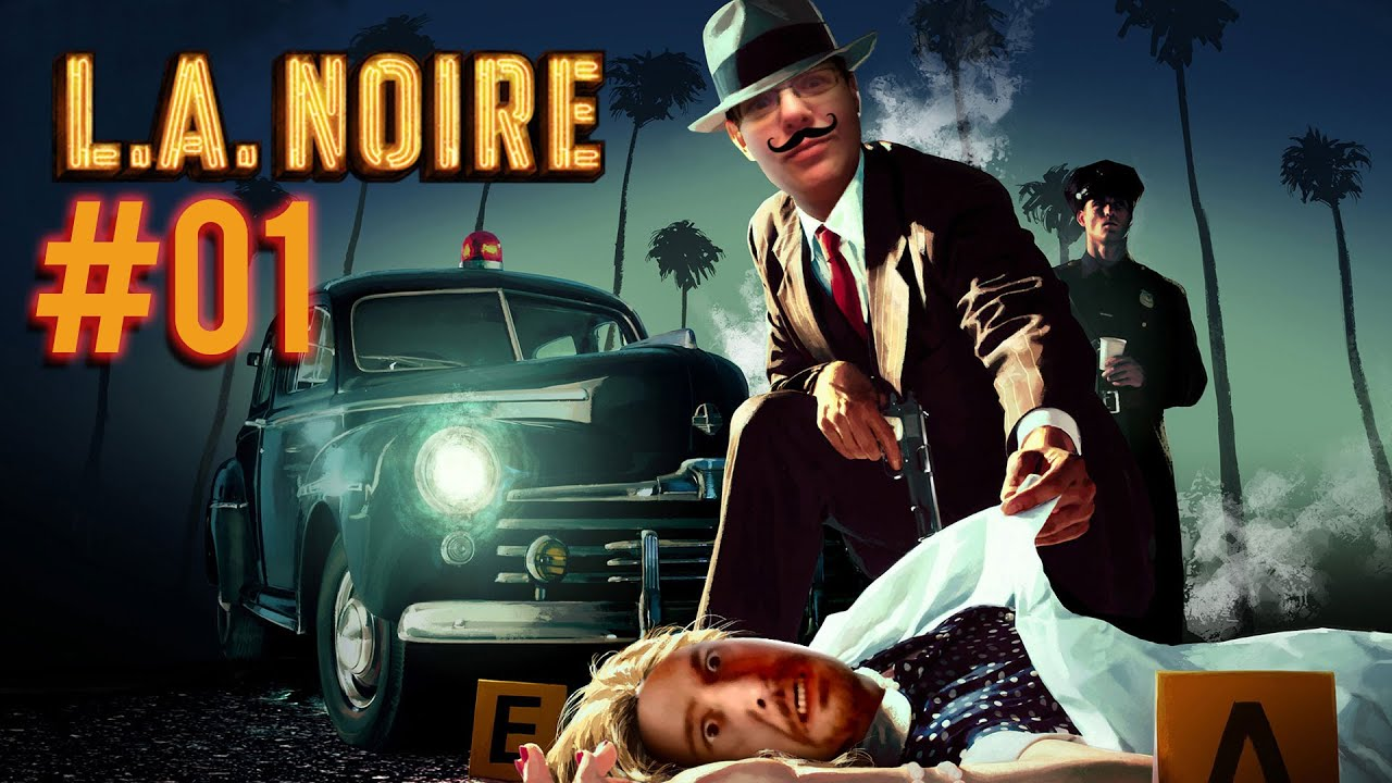 L.A. Noire – Part 01: Verdächtige Flaschen