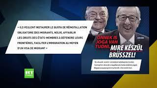 Nouveau bras de fer entre Jean-Claude Juncker et Viktor Orban