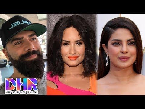 YouTuber Keemstar SLAMS Demi Lovato – Priyanka Chopra HIDES Engagement to Nick Jonas (DHR)
