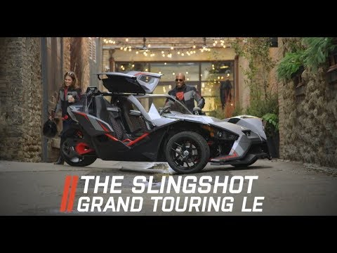 2018 Slingshot Slingshot Grand Touring LE in Auburn, Washington