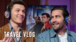 SPIDER-MAN: FAR FROM HOME Travel Vlog - London