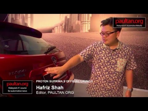 Proton Suprima S - changes compared to the Proton Preve