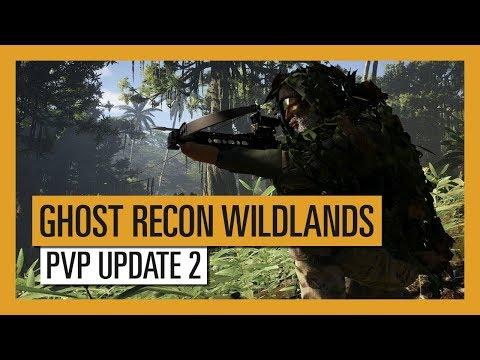 GHOST RECON WILDLANDS: PVP Update 2 – Jungle Storm
