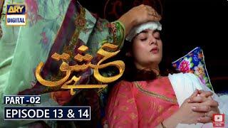 Ishq Hai Episode 13 & 14   Part 2   Ary Digital Dramas