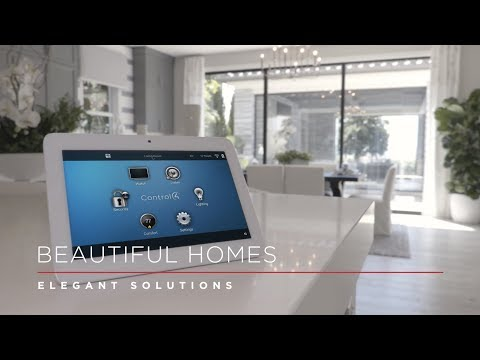 Experience Smarter Living with Control4