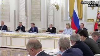 Путин повысил себе зарплату!