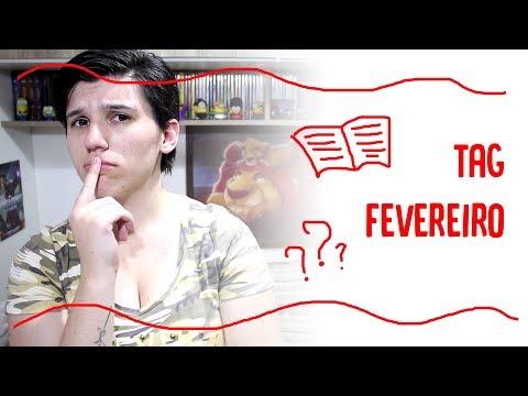 UNBOXING E RESENHA - KIT TAG FEVEREIRO