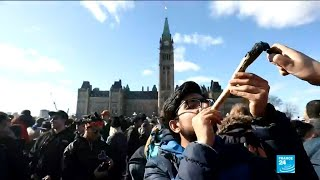 Canada: Senate gives final greenlight for cannabis legalisation