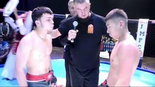 JMFC 3 Супер бой 2018 Таджикистан и Кыргызтан