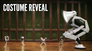 Pixar Lamp | Halloween Costume Reveal!