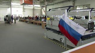 В Казани стартует Чемпионат мира по профессиональному мастерству WorldSkills.
