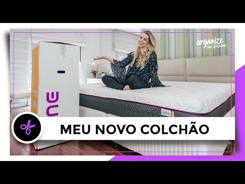 MEU NOVO COLCHÃO + DICAS PARA ACERTAR NA ESCOLHA