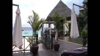 preview picture of video 'Z-Hotel - Zanzibar, Kenya'