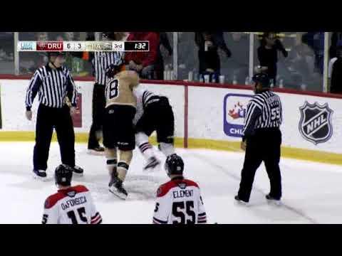 Justin Gill vs. Orlando Mainolfi