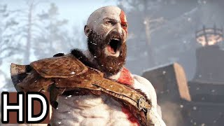God Of War 4 Subtitle Indonesia   Pedang Legenda Kratos Kembali Part22#