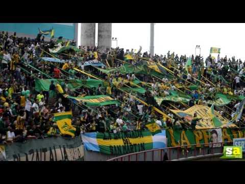 """""""Aldosivi 0 - Huracán 3 // Www.SomosAldosivi.Com.Ar"""" Barra: La Pesada del Puerto • Club: Aldosivi"""