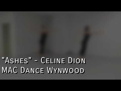 Ashes - Celine Dion - Diana Ford Choreography - 2018 Mp3