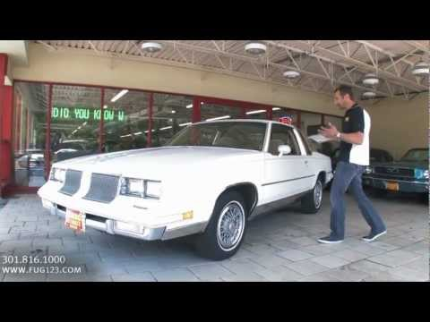1986 Oldsmobile Cutlass Quick Look