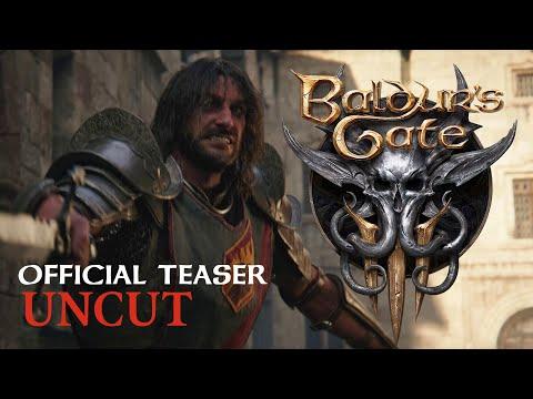Baldur's Gate III teaser