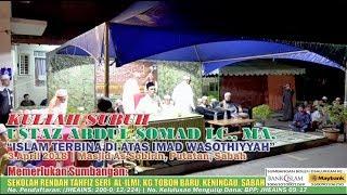 Kuliah Subuh - Ustaz Abdul Somad LC., MA.