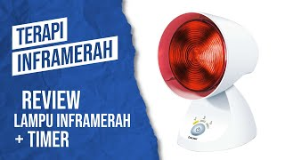 Infrared Lamp Beurer IL 35 - Alat Terapi Lampu Inframerah